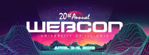 20th UIUC Web Conference 2019