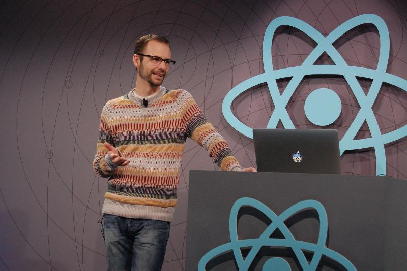 Ryan Florence demonstrates ReactJS in some interesting applications