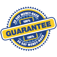 30 Money back guarantee